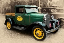 Antique Trucking