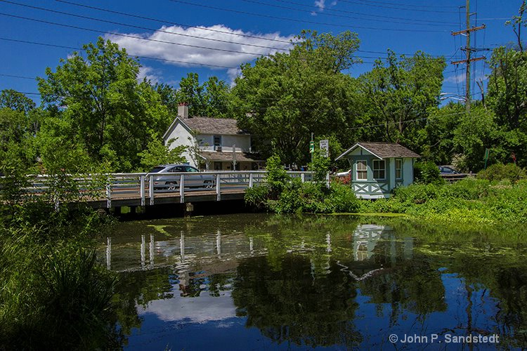 D&R Canal Gatekeeper's House