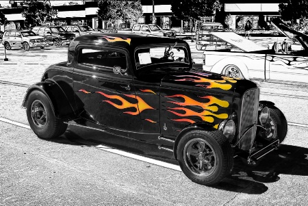 Hot Rod 43