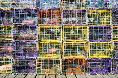 Colorful Traps