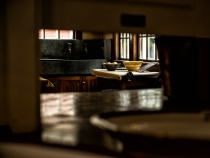 A View Into the Kitchen