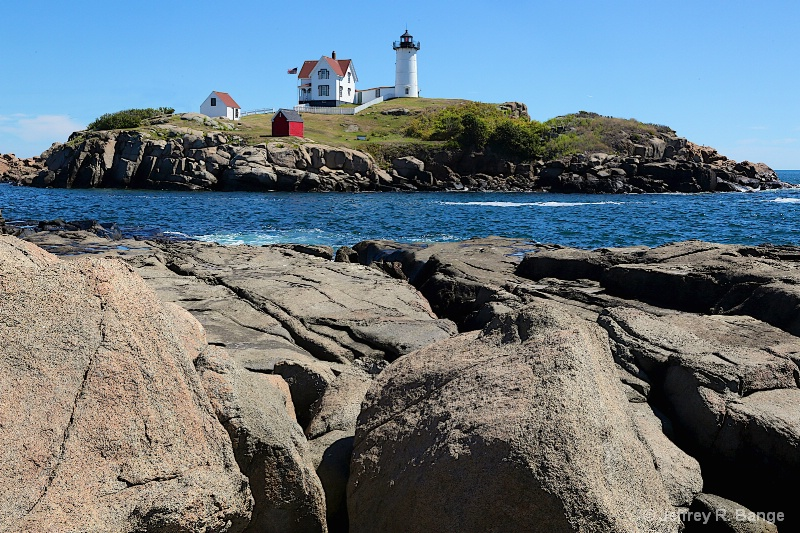 """Cape Neddick Lighthouse"""