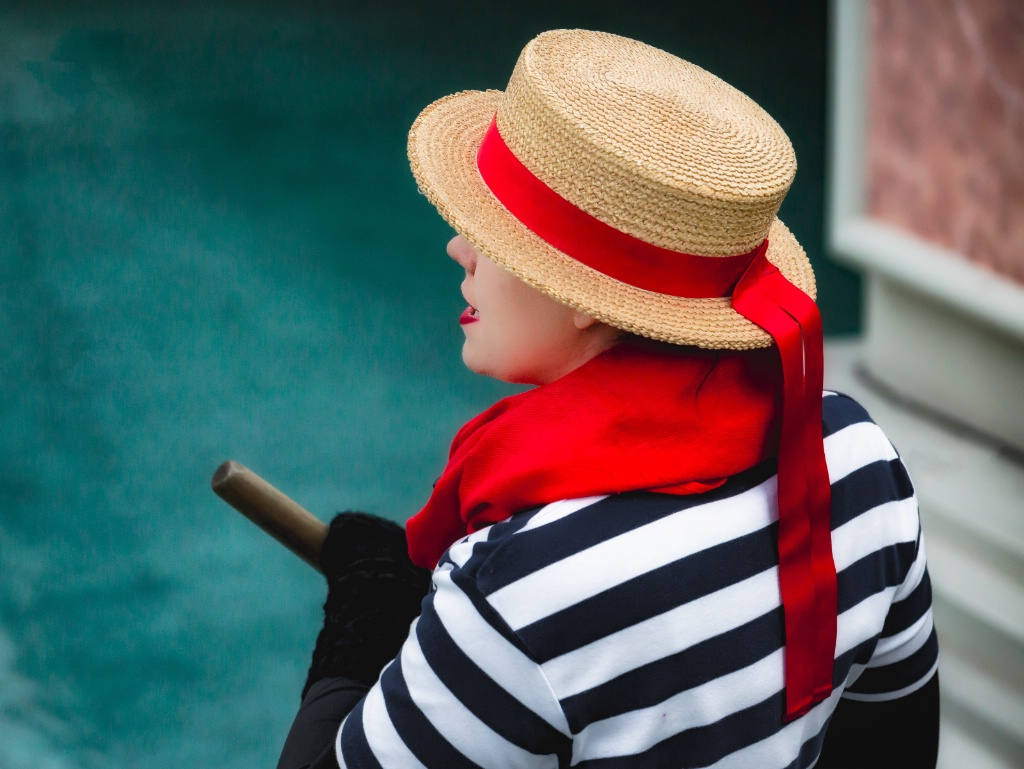 The Gondolier  - ID: 15230137 © Anne Hickey