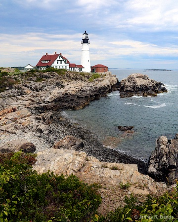 """Portland Head Light"""