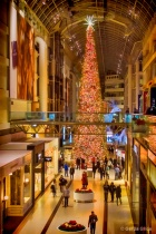 Holiday Time 2016 at the Eaton Centre