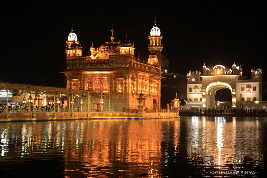 GOLDEN TEMPLE - ID: 15336568 © GURDEEP SIHRA