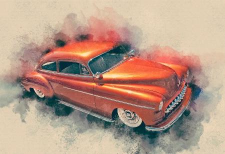 Custom Chevy