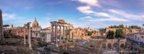 Roman Forum-HDR-Pano