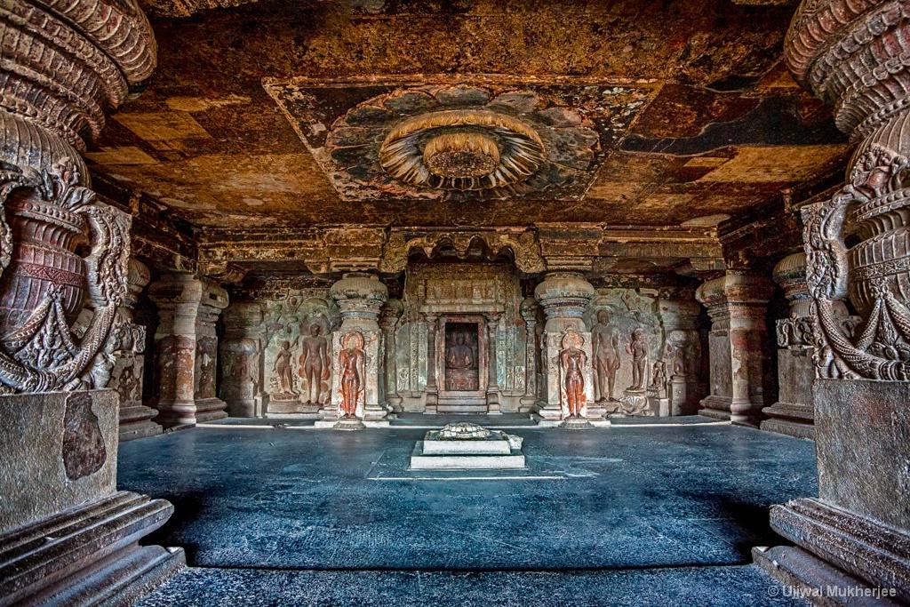 Ellora Cave - Ancient Temple