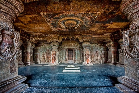 Ellora Cave - Ancient Temple
