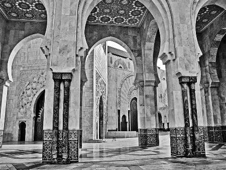 Arches, Curves, and Lines