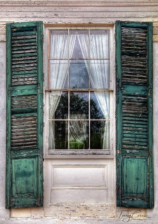Through the Old Window