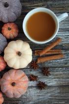 coffee spice pumpkin vertical