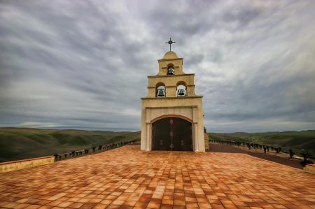 The Chapel in Shandon California