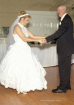 Bride and Father ...