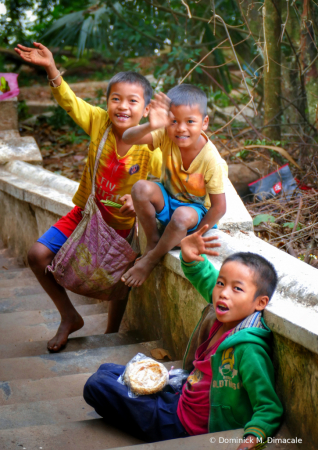 ~ ~ THE KIDS OF LAOS ~ ~