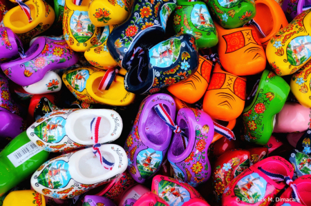 ~ ~ CLOGS FROM NETHERLANDS ~ ~