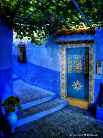 ~ ~ THE BLUE DOOR ~ ~