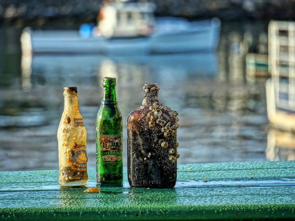 Barnacle Bill's Bottles