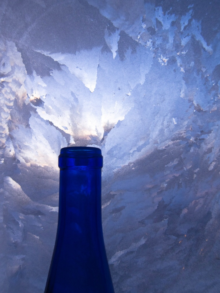 Blue Bottle and Frost II