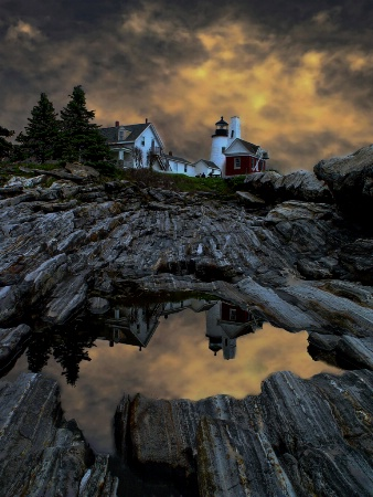 Pemaquid Night