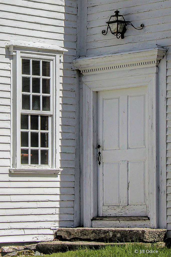 The 1757 Meeting House
