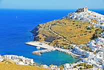 Astypalaia, Aegean island.