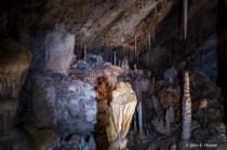 Kartchner Caverns natural color