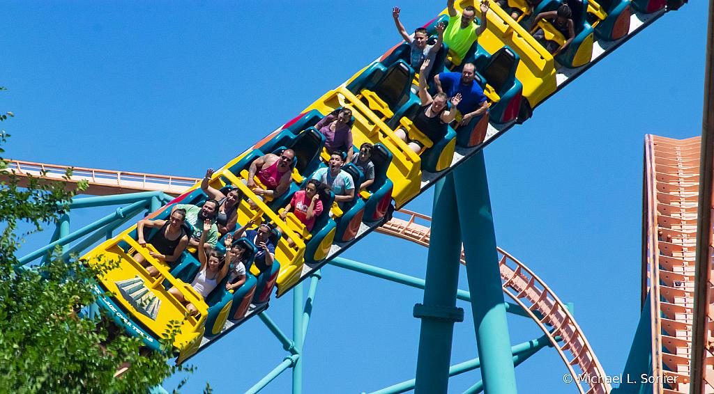 coaster - ID: 15726266 © Michael L. Sonier