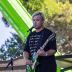 2Green Guitar - ID: 15726399 © Michael L. Sonier