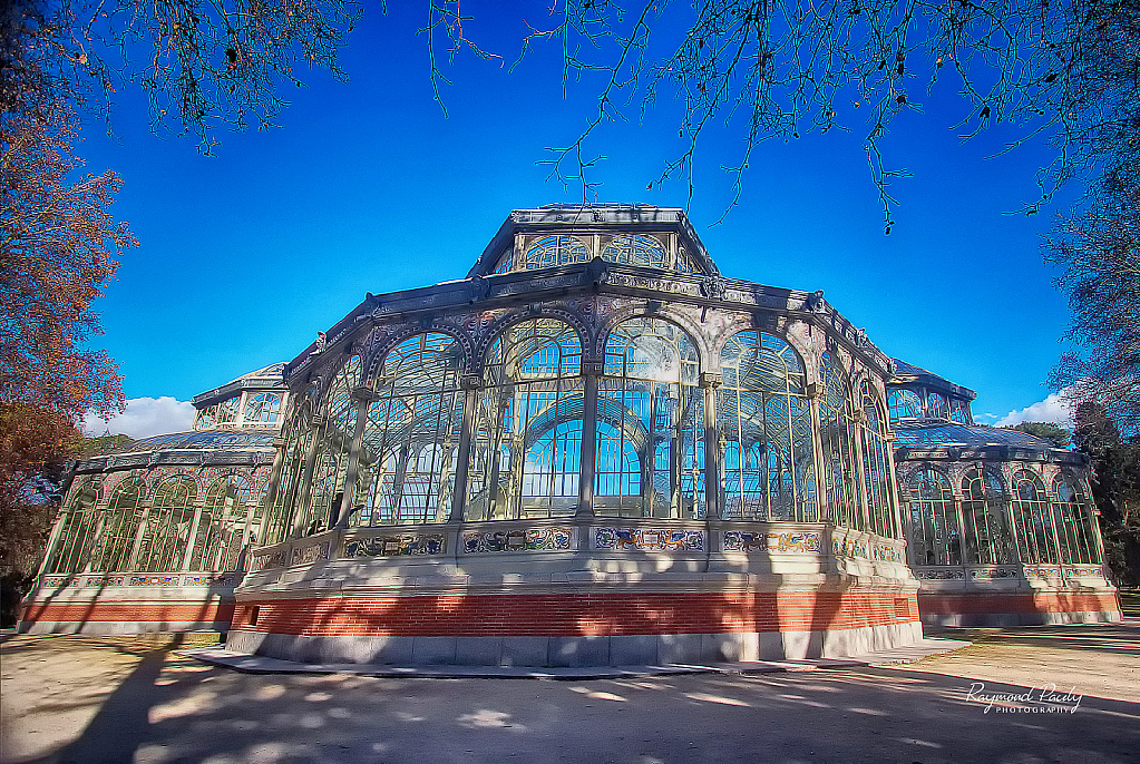 The Crystal Palace, Madrid