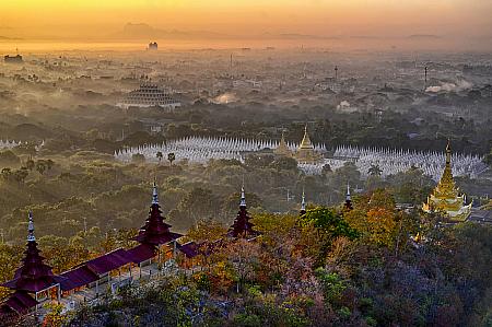 Beautiful Mandalay