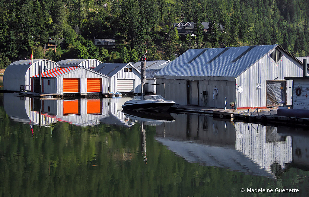 Boathouses