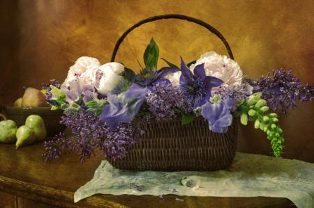 Home Grown Floral Bouquet