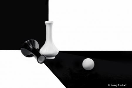 black&white life