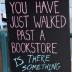 © Theresa Marie Jones PhotoID # 15728570: In Front of Bookstore