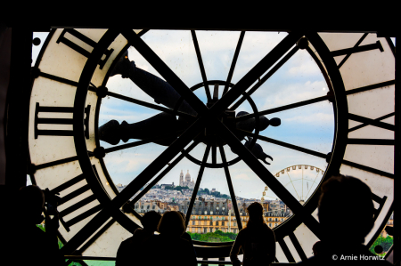 Paris - A View from Musee D