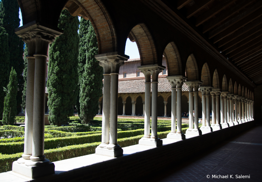 Toulouse Cloister