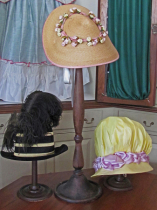 W-5  Visit to a Millinery Shop