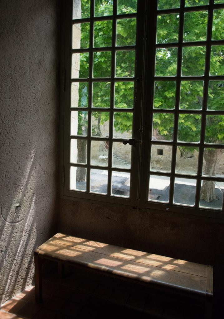 Castle Window