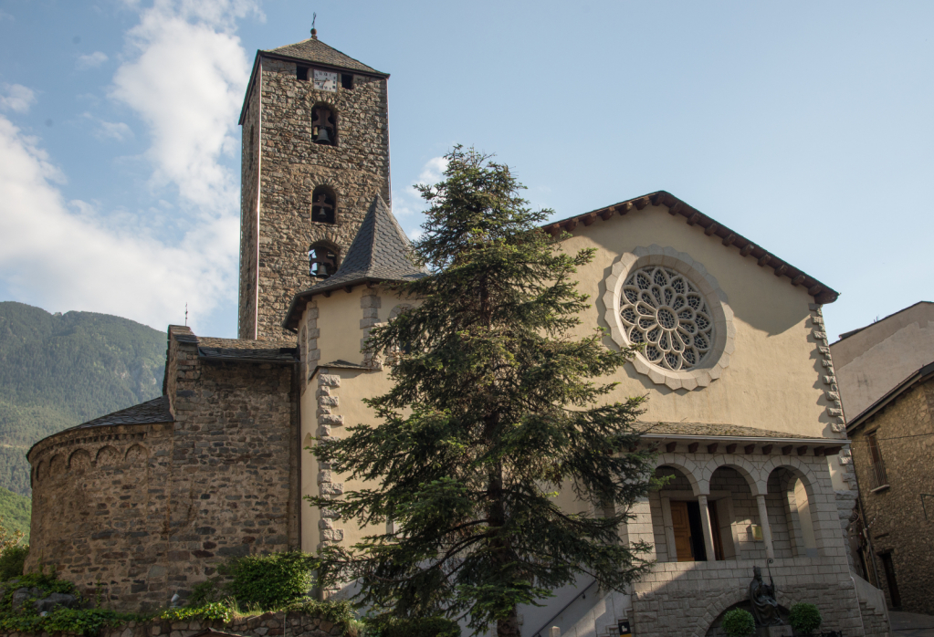 Church in Ax