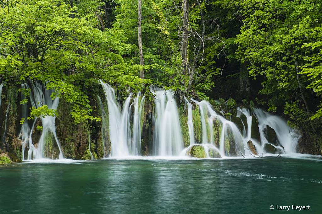 Plitvice, Croatia National Park # 3