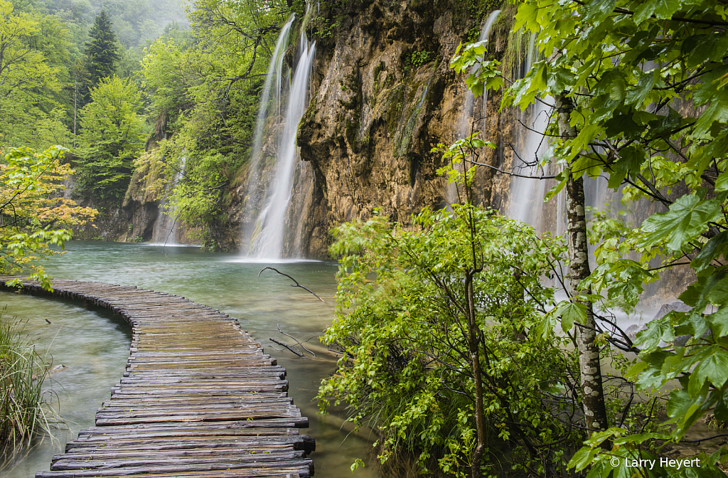 Plitvice, Croatia National Park # 7