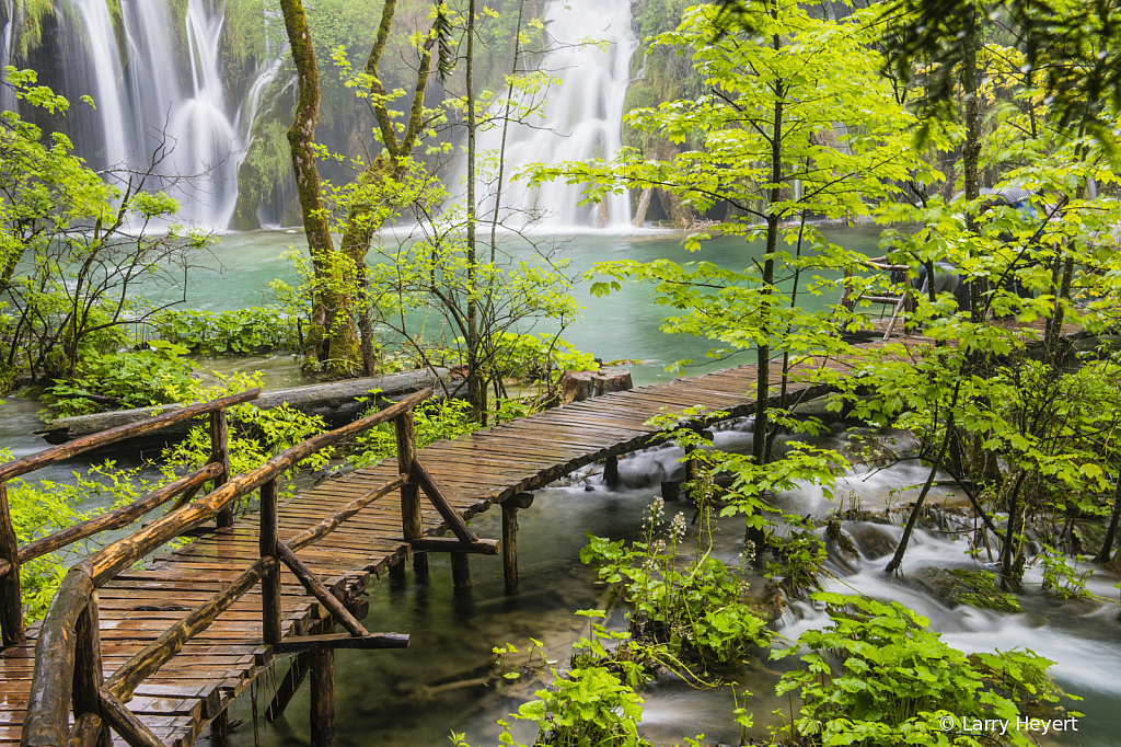 Plitvice, Croatia National Park # 8