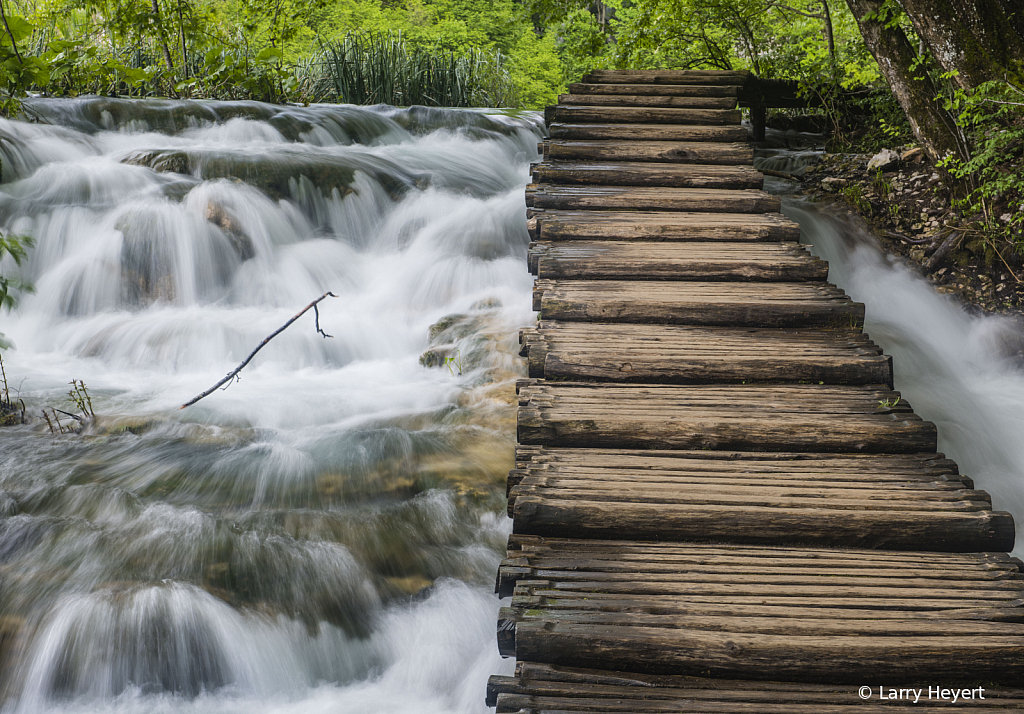 Plitvice, Croatia National Park # 11