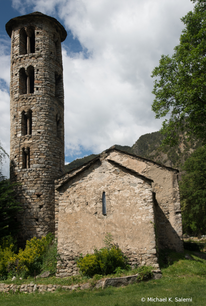 Old Andorra Church