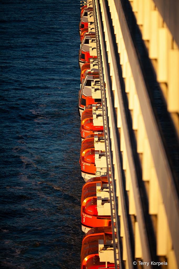 Odd Lifeboats