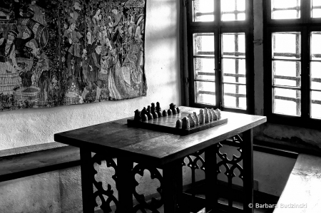 The Lost Chess Pieces
