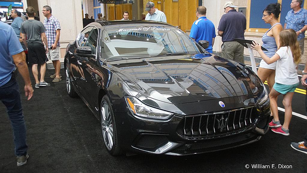 03 - 2018 Maserati - Ghibli S Gransport - ID: 15731047 © William E. Dixon
