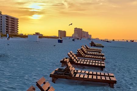 Daybreak Beach Loungers